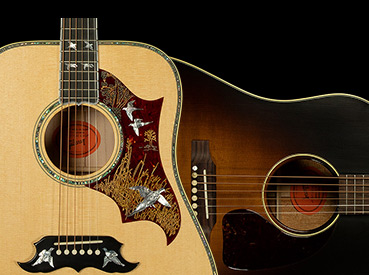 Gibson Guitars, Huge Inventory of Unique Gibson Acoustic