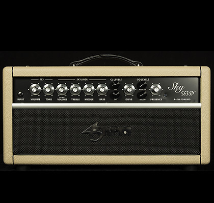 Sky 5E3 SP Head - Blonde