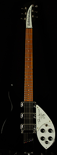 1991 Rickenbacker 355JL John Lennon Limited Edition