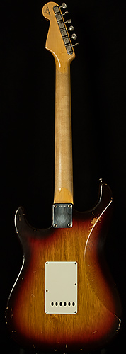Masterbuilt Paul Waller 1963 Stratocaster - Korina