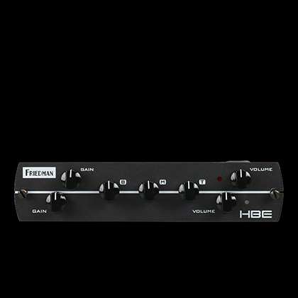 Friedman HBE - Two-Channel Tube Preamp Module