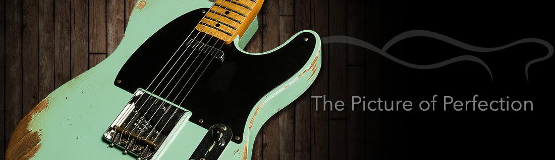 Fender Custom Shop Telecaster Guitars   Electrics from