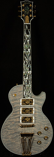 Les Paul Custom Snowfire