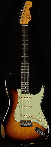 2016 Fender Custom Wildwood 10 1961 Stratocaster