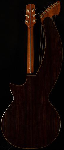 2014 Duane Noble Harp Guitar