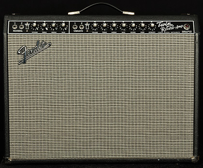 2011 Fender Twin Reverb