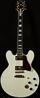 B.B. King Lucille ES-335 - Alpine White (#18/100)