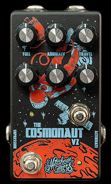 Cosmonaut Void Delay/Verb