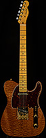 Rarities Collection Red Mahogany Top Telecaster