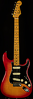 Rarities Collection Flame Ash Top Stratocaster