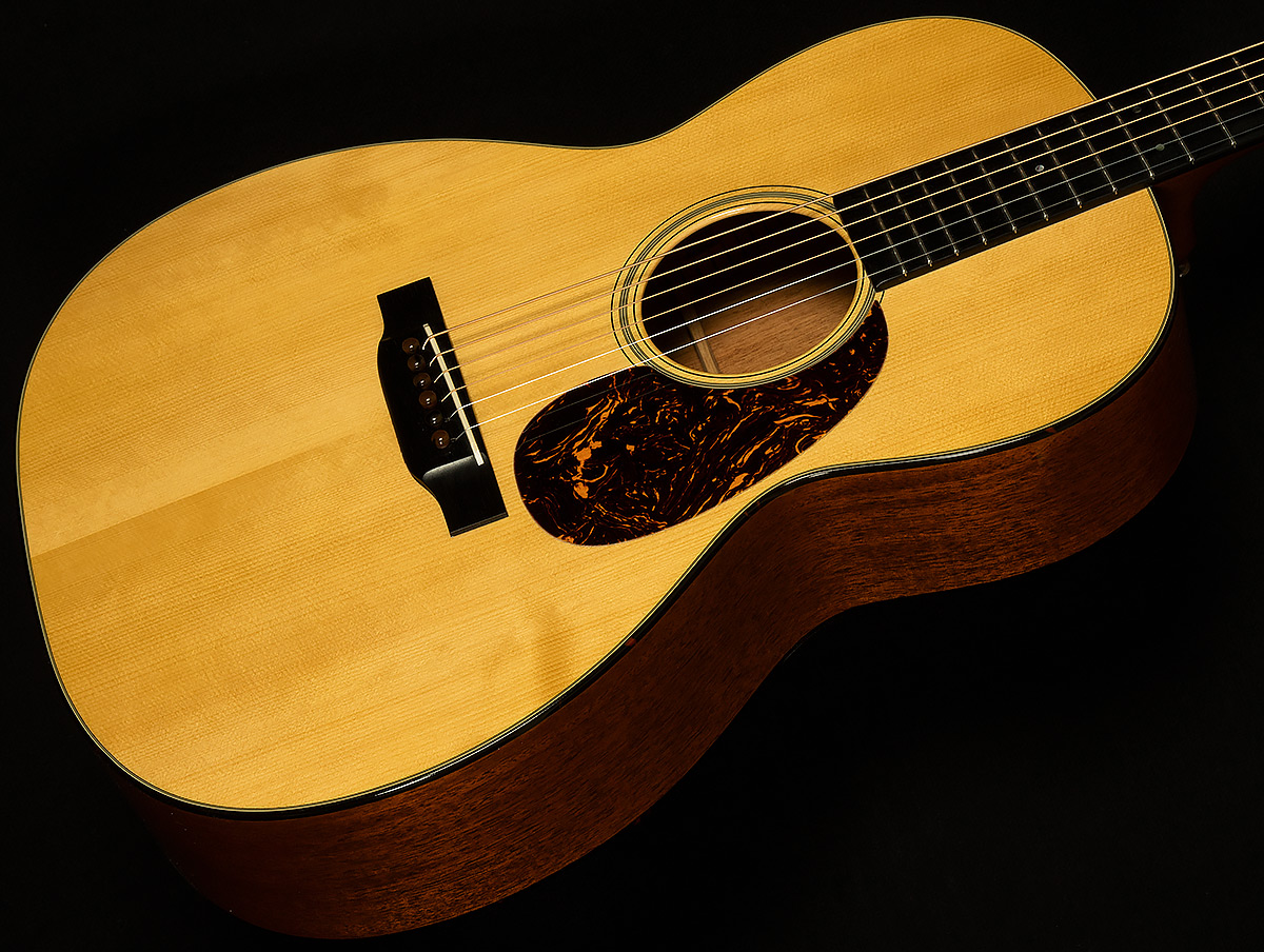 Martin Custom Shop 12-Fret 000-18 | Martin Guitars, Used Acoustic