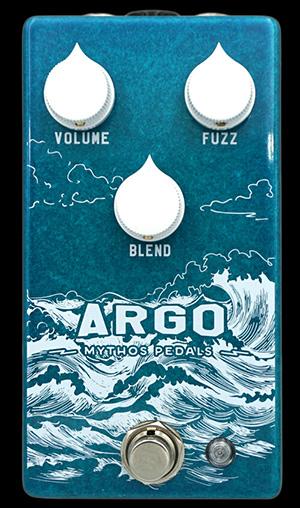 Argo Octave Fuzz Pedal