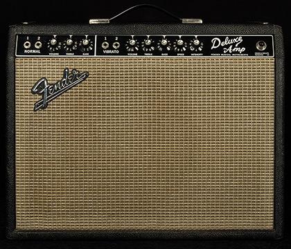 Vintage 1965 Fender Deluxe