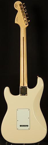 Limited Mahogany Blacktop HHH Stratocaster