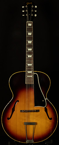 Vintage 1952 Gibson L-50