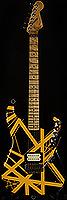 Limited Edition Eddie Van Halen '79 Bumblebee Tribute - Signed