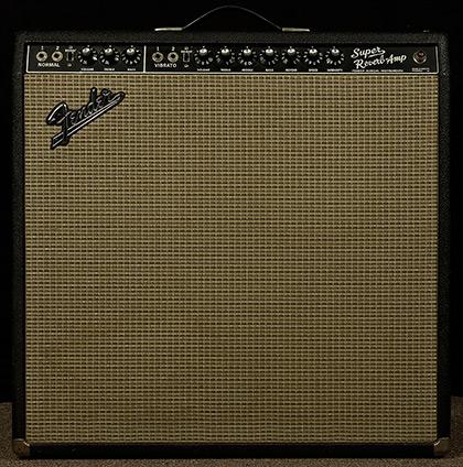 1967 Fender Super Reverb