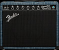 Limited Edition Princeton Reverb - Chilewich Denim