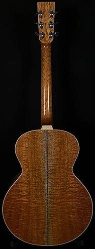 M Deluxe Fiddleback Mahogany