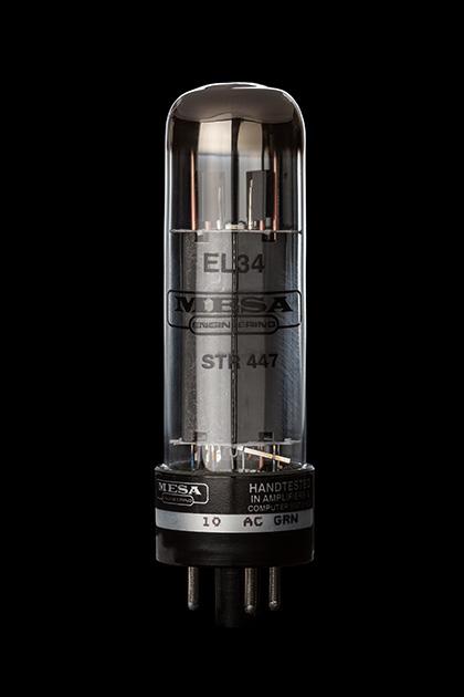 EL34 Str-447 Duet