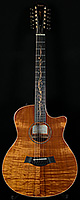 2012 Taylor Guitars Wildwood Adirondack K66ce