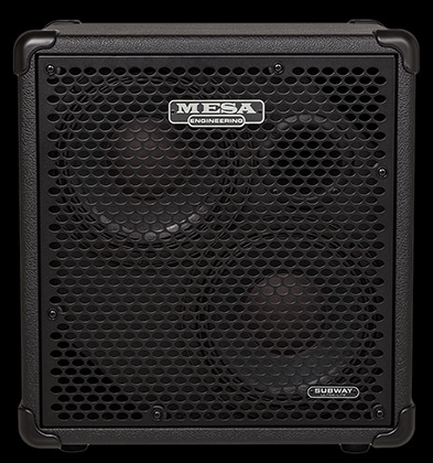 2x10 Diagonal Subway Ultra-Lite Bass Cabinet