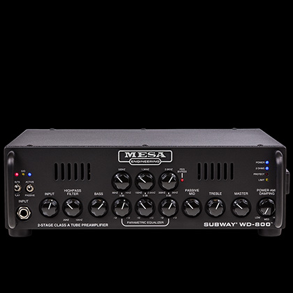 Subway WD-800 Walkabout Bass Amplifier