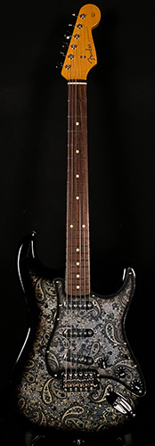 Limited Edition Black Paisley Stratocaster