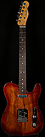 2012 Fender Limited Edition Select Carved Koa Top Telecaster