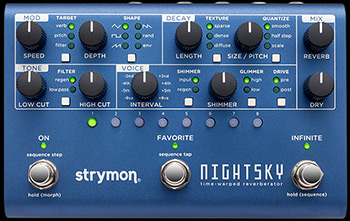 Night Sky Reverberator