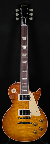 60th Anniversary Wildwood Spec by Tom Murphy 1960 Les Paul Standard V2 - Gloss