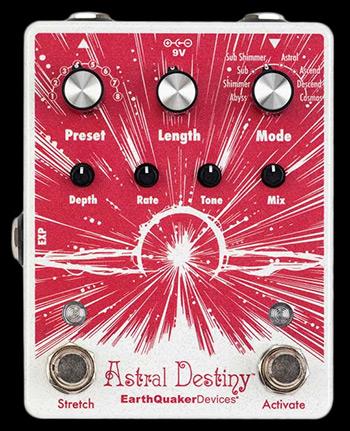 Astral Destiny - Octal Octave Reverberation Odyssey