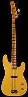 2015 Fender Custom Shop Dusty Hill Signature Precision Bass