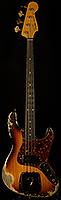 Wildwood 10 1960 Jazz Bass - Heavy Relic