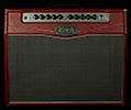 The Greg Signature 50W 2x10 Combo - Carmine Red